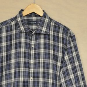 Peter Millar Button Down XL